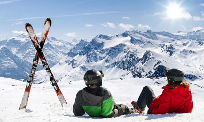 na-narty-w-Alpy